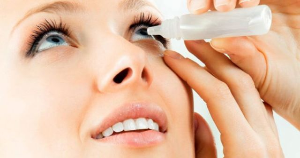 Глазные капли при аллергии