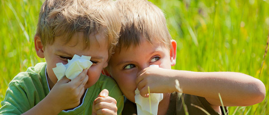 Аллергия у ребенка лечение