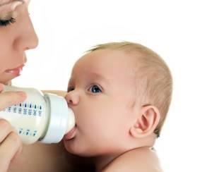 Аллергия на грудное молоко
